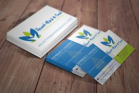 heart mind soul counseling business card