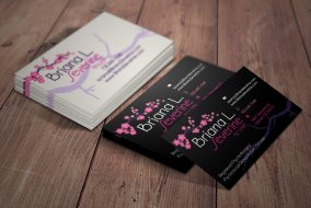 counseling business card