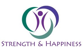 Strength & Happiness counseling logo