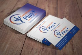 psychotherapist business card